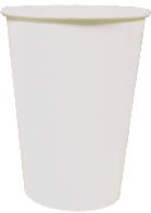 Однослойный бумажный Стакан 350мл