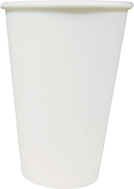 Однослойный бумажный стакан 300-330мл
