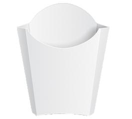 Коробки для картофеля фри 280-300 г без печати