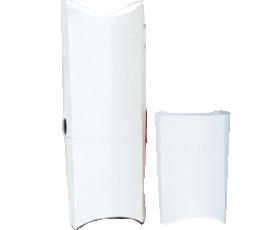 Коробка для шаурмы (шавермы) без печати