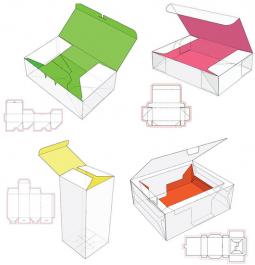 Разработка упаковки из картона
